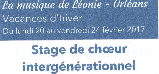Stage en partenariat avec l'association «La musique de Léonie» A […]