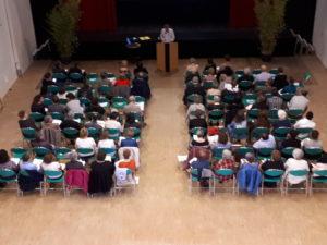 L'assemblée générale 2017 de l'ASCA