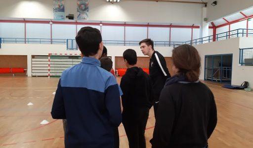 Handi sport: Pendant les vacances scolaires, les jeunes de l'accueil […]