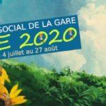 Centre Social de la Gare été 2020